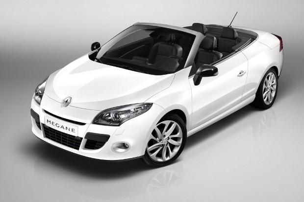 Renault Megane III Coupe Cabrio, oficial