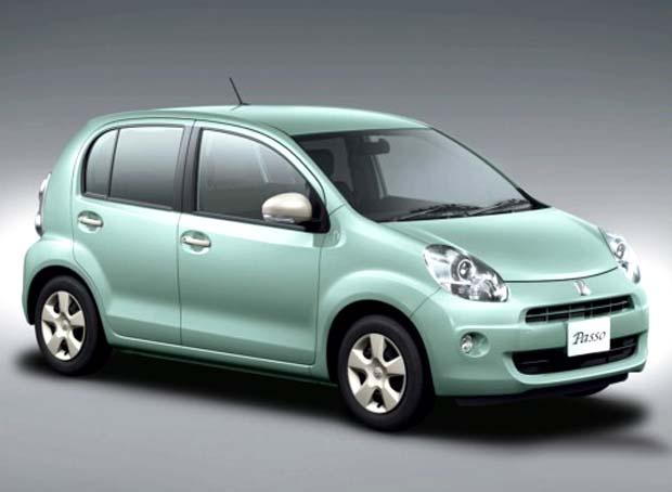 Toyota Passo nuevo modelo 2010