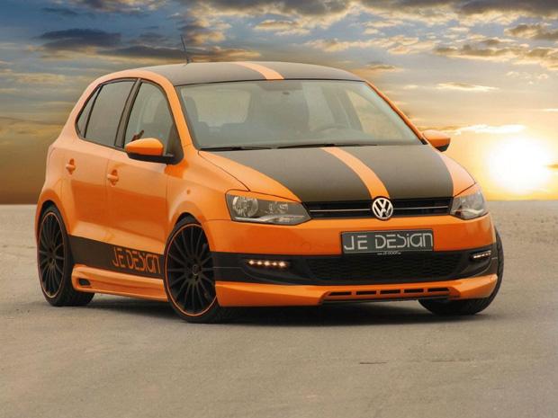 Volkswagen Polo V kit sport JE Design
