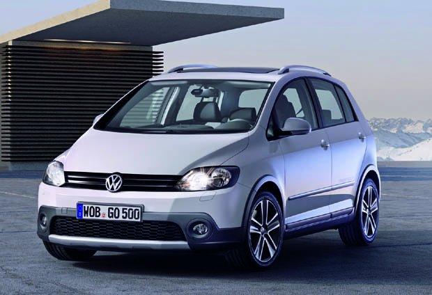 Volkswagen Cross Golf 2010, presentación