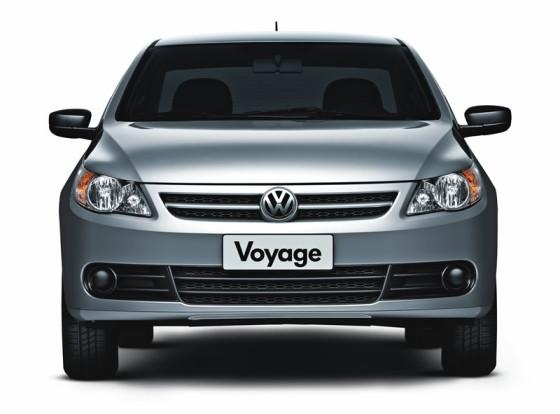 Volkswagen Gol y Voyage, llamados a revisión