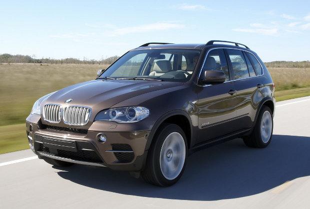 Nueva BMW X5 2011