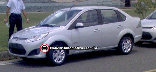Nuevo Ford Fiesta Max 2010
