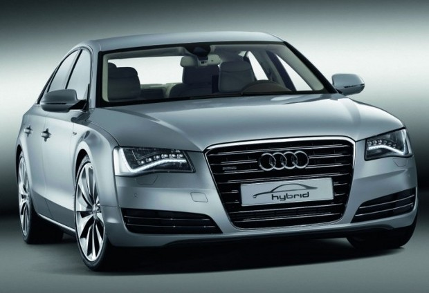 Audi A8 Híbrido concept