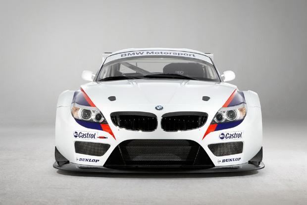BMW Z4 GT3 Racer lanzamiento oficial