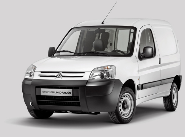 Citroën Berlingo furgón 2010