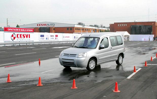 Citroën y CESVI seguridad vial