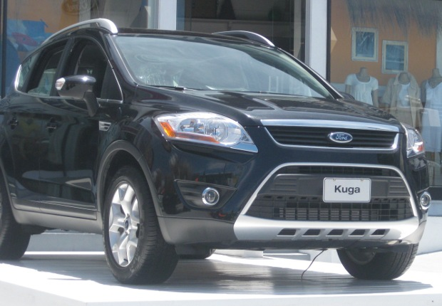 Ford Kuga, Lanzamiento oficial