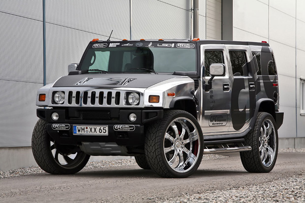 Hummer H2 tuning by CFC