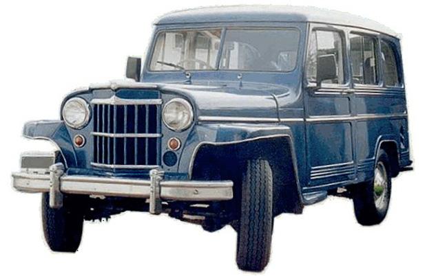 1ª Expo de vehículos de fabricación nacional
