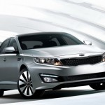 Kia Optima 2010 fotos oficiales