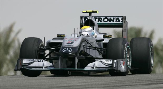 Mercedes Benz F1 GP de Australia