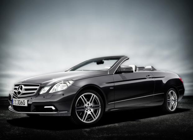 Mercedes-Benz E-Class Cabrio Prime Edition Special