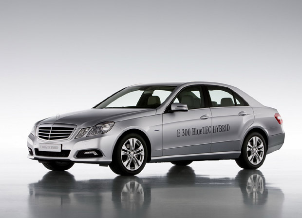 Mercedes Benz E 300 Diesel Bluetec Hybrid