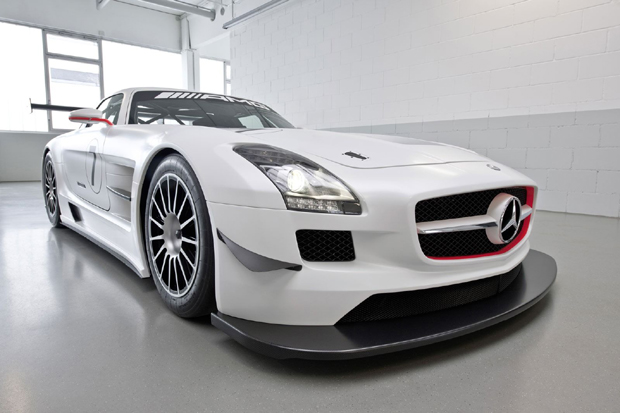 Mercedes Benz SLS AMG GT3 Racer Car