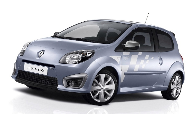 renault twingo 2010 mundoautomotor. Black Bedroom Furniture Sets. Home Design Ideas