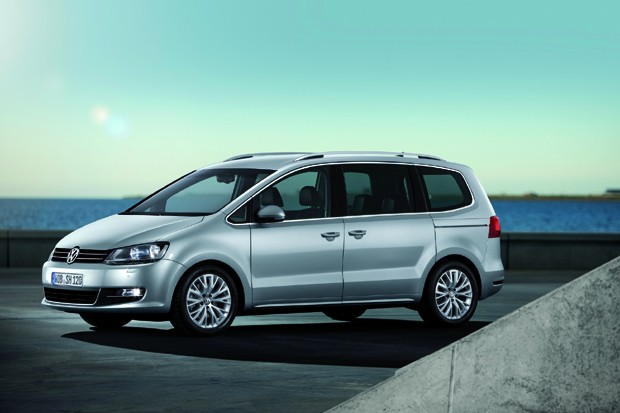Nueva Volkswagen Sharan 2010