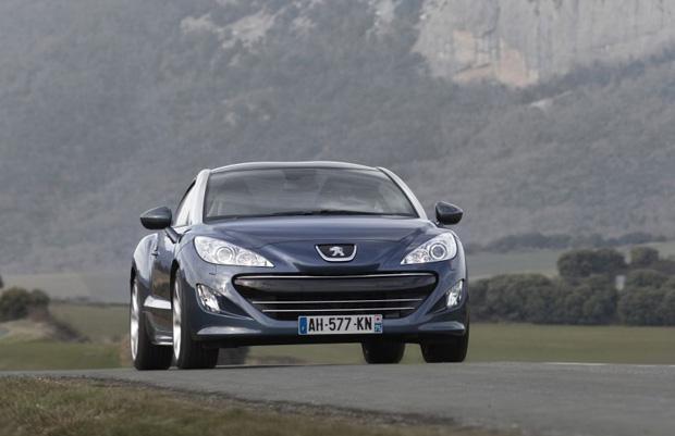 Peugeot Hors-Série, modelos alta gama