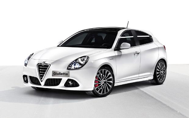 Alfa Romeo Giulietta, fotos oficiales