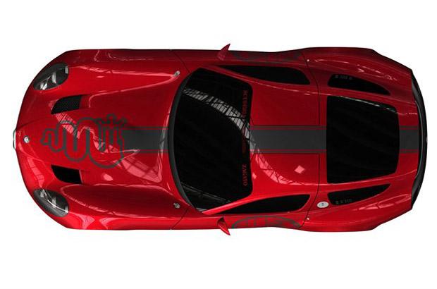 Nuevo Alfa Romeo concept, primeras imágenes