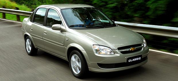 Chevrolet Classic 2010  presentado en Brasil