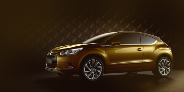 Citroën DS High Rider, futuro DS4?