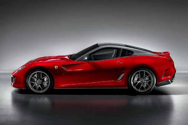 Ferrari 599 GTO, el modelo de calle mas rápido