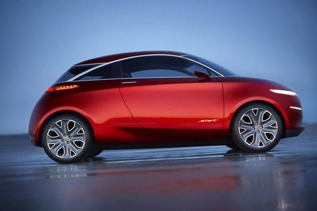 Ford Start concept presentado en Beijín