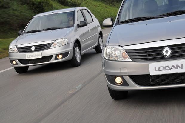 Nuevo Renault Logan 2011