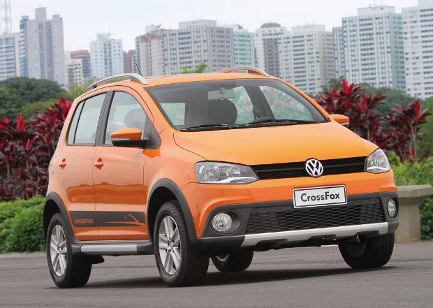Nuevo Volkswagen CrossFox