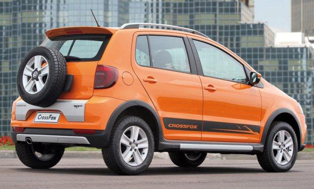 Nuevo Volkswagen CrossFox | Mundoautomotor