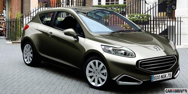 Peugeot 209 modelo 2012 ?