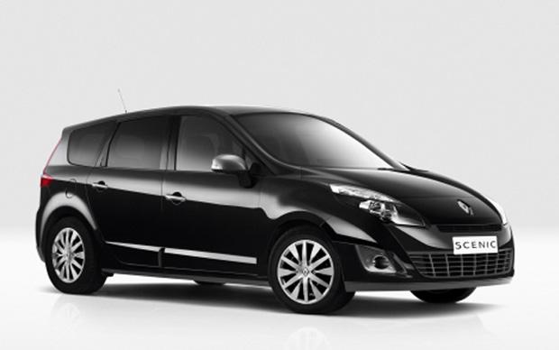 Renault Scénic EleGO edición limitada 2010