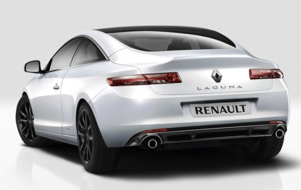 renault laguna coup monaco gp limited edition mundoautomotor. Black Bedroom Furniture Sets. Home Design Ideas