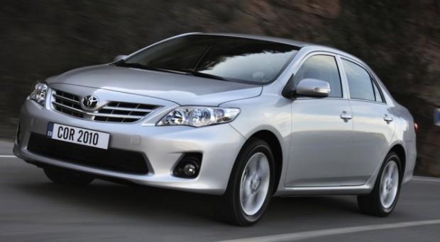Toyota Corolla 2010, para Europa