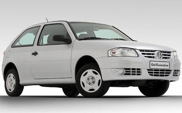 Volkswagen Gol Serie especial 25 aniversario