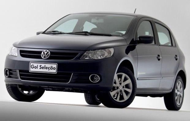 Volkswagen Gol trend Seleção