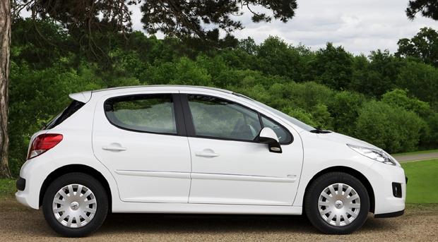 Peugeot 207 nuevo motor diesel y transmisión