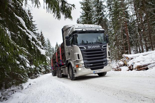 Scania R730 V8, el camión más potente del mundo