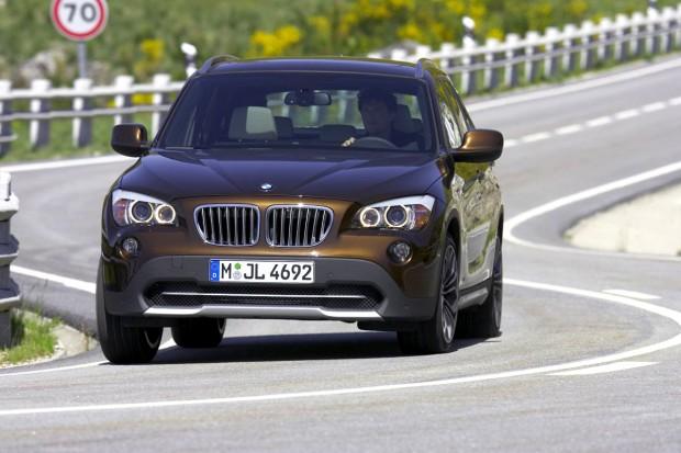 BMW, publicidad 3D proyectada en Singapur