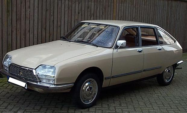 Citroën festejó los 40 años del GS y del SM