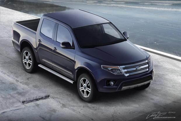 Ford Ranger 2012 ?