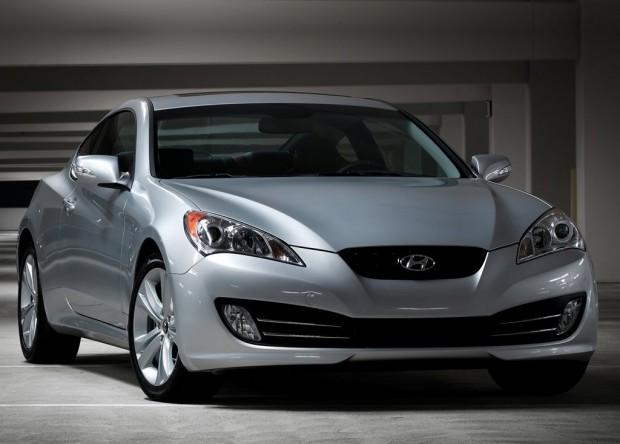 Hyundai Genesis, lanzamiento