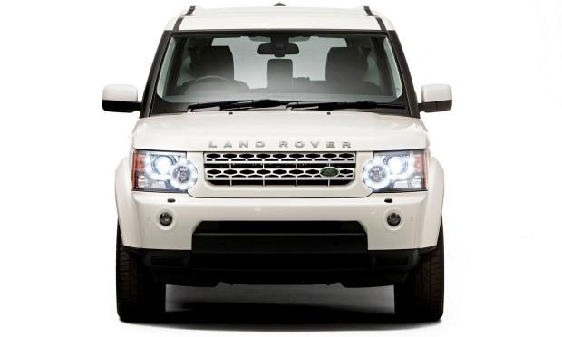 Nueva Land Rover Discovery 4