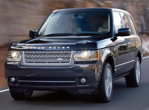 Nuevo Range Rover 2010