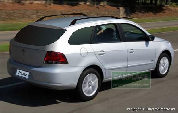 Nuevo Volkswagen Country, primeras proyecciones