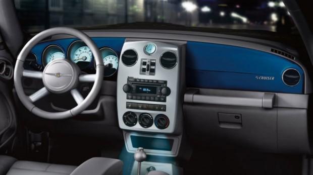 chrysler pt cruiser touring mundoautomotor. Black Bedroom Furniture Sets. Home Design Ideas
