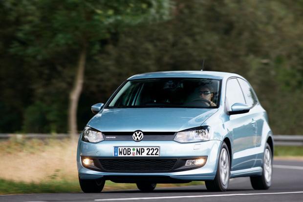 Volkswagen Polo Bluemotion motor 1.2 TDI