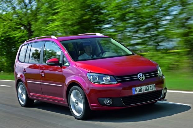 Volkswagen Touran 2010 de muy bajo consumo