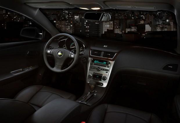 2019 Honda Accord >> Chevrolet Malibu | Mundoautomotor